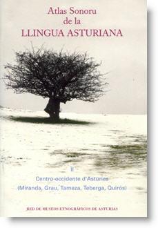 Atlas sonoru de la llingua asturiana. II. Centro-occidente d'Asturies