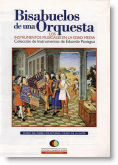 Bisabuelos de una Orquesta. Los instrumentos musicales en la Edad Media