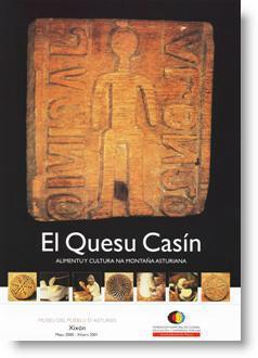 El Quesu Casín. Alimentu y cultura na montaña asturiana