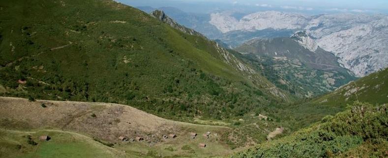 Braña Las Navariegas (Teberga) Foto: Ástur Paredes